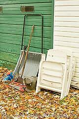Snow Shovel And Tools. A