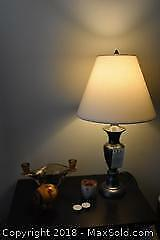Lamp And Home Decor. A