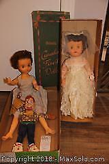 Vintage Dolls A