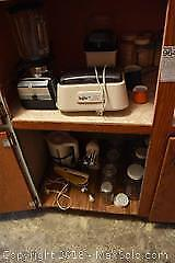 Small Appliances And Canisters. C