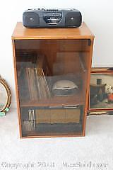Stereo Cabinet, Sony Radio Cassette Player, Sony Dream Machine, Vinyl and More
