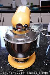 KitchenAid Stand Mixer - A