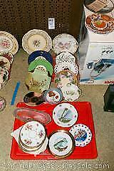 Collector Plates And More B