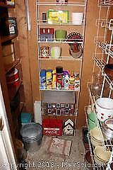 Mason Jars, Metal Tins, Planter Pots And More