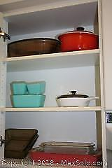 Serving Trays, Dip Bowls, Pyrex and More