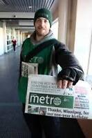 Metro Newspaper Promoters Required