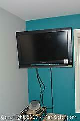 Television And DVD Player C