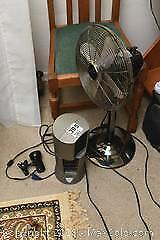 Lasko and Bionaire Fan - A