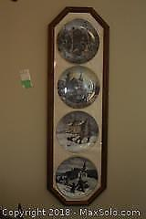 Keirstead Collectable Plates A
