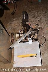 Tile Saw And Mitre Saw. B