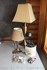 Lamps and More. A