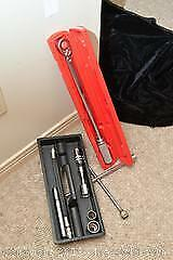 Snap On Torque Wrench. C