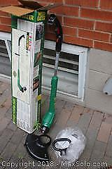Weed Eater Electric Trimmer & Edger B
