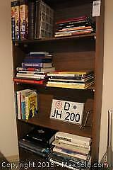 Books and Photo Albums. C