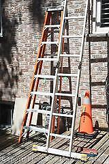 Ladders And Pylons