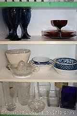 Glassware and More