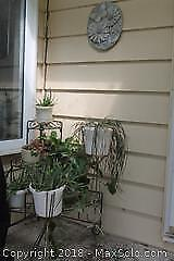 Plant Stand. A