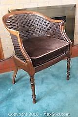 Cane Chair. B