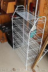 Shoe Rack And Cabinet - B