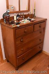 Antique Dressser C