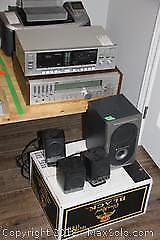 Stereo Equipment A