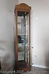 Curio Cabinet C