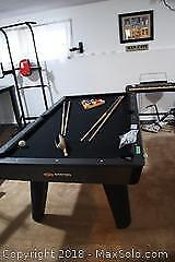 Pool Table-A