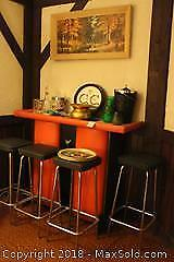 Bar And Accessories. C