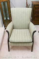 Upholstered Arm Chair A
