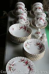 Royal Albert Dinnerware A