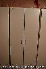 Storage Cabinet. C