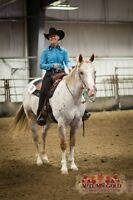 Cowboy or Western dressage Horse for sale