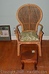 Chair And Stool B