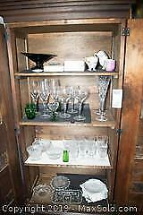 Crystal And Glassware A