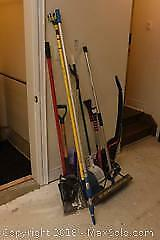 Cleaning Tools And Brooms B