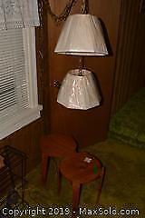 Lamps And Tables A