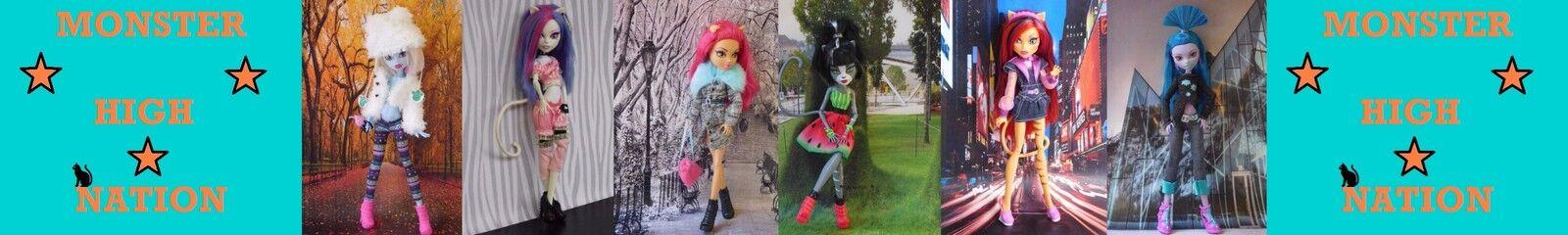 Monster High Nation
