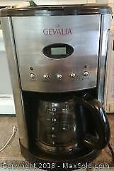 Gevalia Coffee Maker