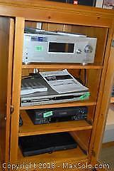 TV & Video Electronics D