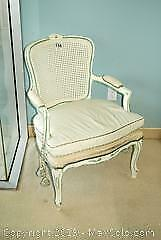 French Provincial Style Armchair - C