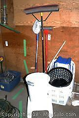 Cleaning And Laundry Supplies C