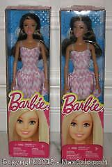 Two Barbies