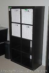 IKEA 8 Cubicle Shelving Unit C
