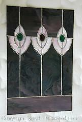 Stained Glass Panel A