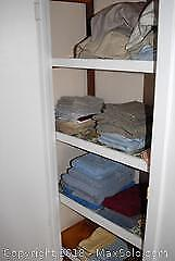 Contents Of Linen Closet B