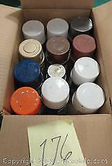 Twelve Cans of spray paint