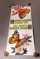 Vintage Delmonte advertising posters Time slot B