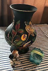 Vintage Vase, S&P shakers