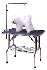 Looking for a dog grooming table! !