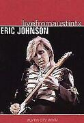 Eric Johnson DVD